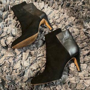 Audrey Brooke Women's Rosana Ankle Boots Size 8.5